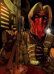 Grifter mask from W.I.L.D.C.A.T.S