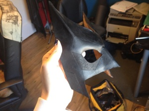 second mask2